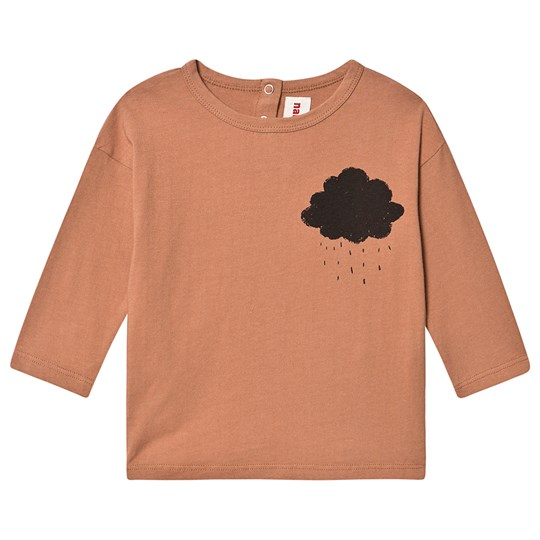 nadadelazos Cloud Long Sleeve Tee Dog Brown DOG BROWN 400