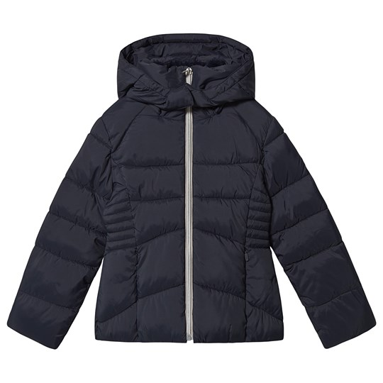 Mayoral Lined Puffer Jacket Navy 28