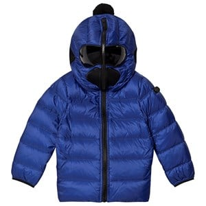 Bilde av Ai Riders On The Storm Blue Padded Goggle Hood Coat 16 Years