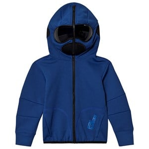 Bilde av Ai Riders On The Storm Blue Tech Goggle Hoodie 14 Years