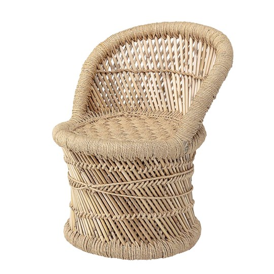 Bloomingville Bamboo Chair Nature Beige