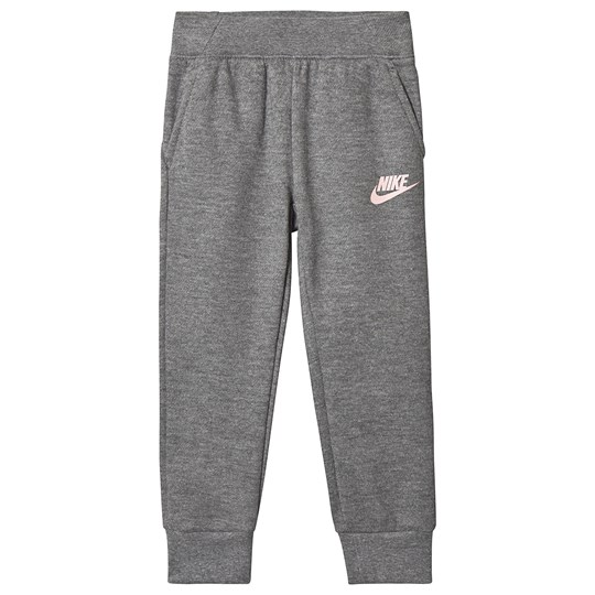 NIKE Futura Sweatpants Carbon Heather GEH