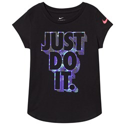 NIKE Just Do It Tee Black