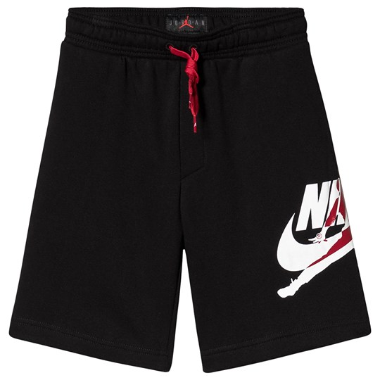 Air Jordan Jumpman x Nike Logo Shorts Black 023