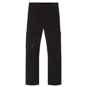 Image of Mayoral Slim Fit Chino Cargo Pants Black 18 years (1440900)