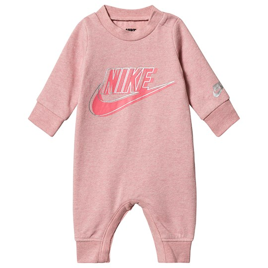 NIKE Logo One-Piece Bleached Coral A8B