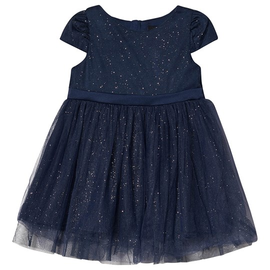 Jocko Baby Dress Navy Navy