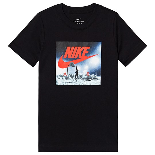 NIKE Nike Air Hoop T-Shirt Black 010