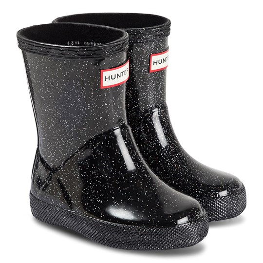 Hunter Starcloud Kids First Classic Gummistövlar Svart Black Multi