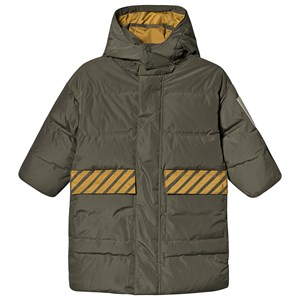 Image of Unauthorized Cody Down Jacket Beetle 116 cm (5-6 år) (1412069)