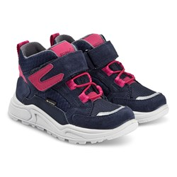 Superfit Blizzard Sneakers Blue/Pink
