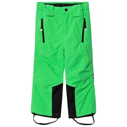 Molo Jump Pro Woven Pants Led Green