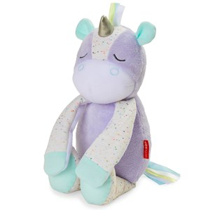 Image of Skip Hop Cry-Activated Unicorn Soother One Size (1484985)