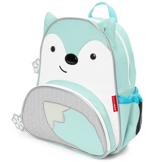 Skip Hop Zoo Winter Backpack Rev Arctic Fox