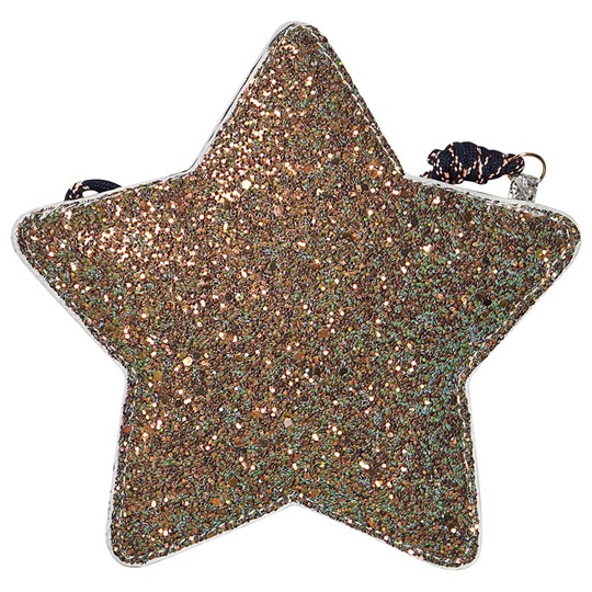 Mimi & Lula Glitter Star Bag Gold/Silver 08