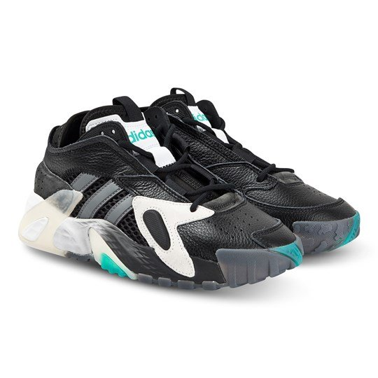 adidas Originals Streetball Sneakers Black core black/ftwr white/hi-res aqua