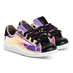 Victoria Holographic Sneakers Silver