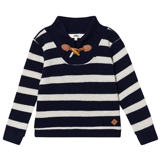 ebbe Kids Valle Sweater Navy/Sand Navy/Sand