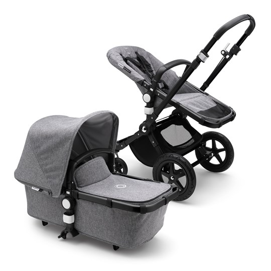 Bugaboo Bugaboo Cameleon3 Plus EMEA BLACK/GREY MEL BLACK/GREY MELANGE