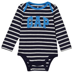 GAP Garch Baby Body Navy Uniform