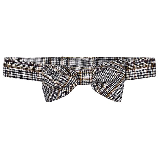 Hust&Claire Faust Bow Tie Navy Marinblå
