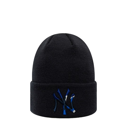 New Era New York Yankees Beanie Navy NVYXPT
