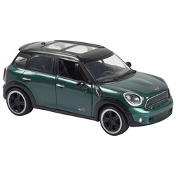 Motormax 1:24 Mini Cooper S Countryman Green