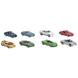 Motormax 8-Pack Die Cast Licensed Vehicle Set