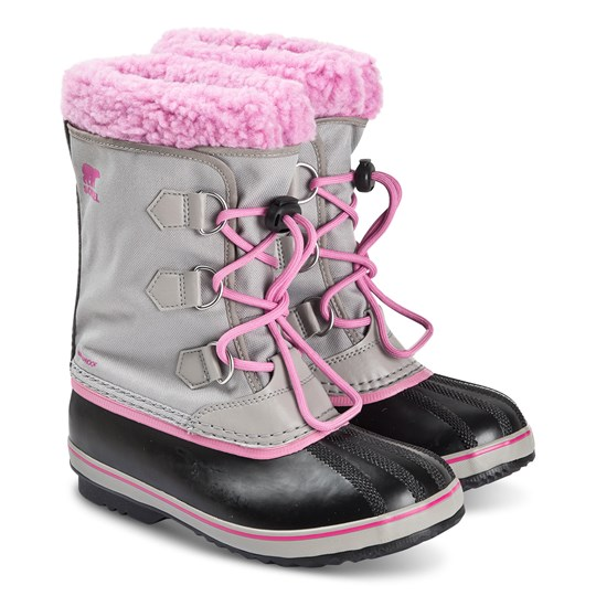 Sorel Yoot Pac™ Snow Boots Chrome/Grey Orchid Chrome Grey Orchid