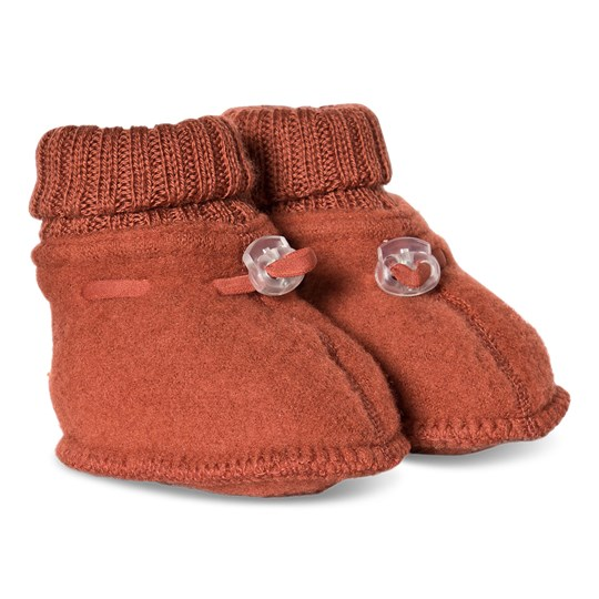 Joha Sleeping Booties Paprika Paprika