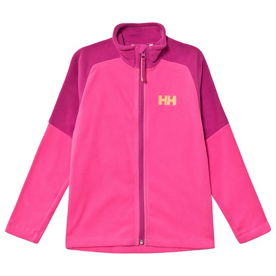 Helly Hansen Color Block Junior Daybreaker 2.0 Fleece Jacket Pink 182