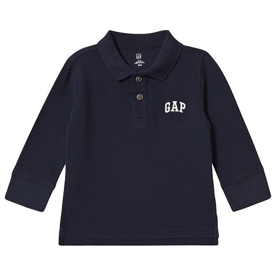 GAP Polo Shirt Blue Galaxy BLUE GALAXY