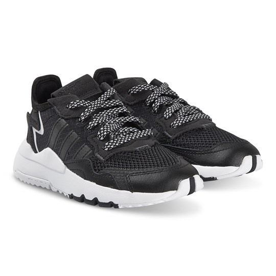 adidas Originals Nite Jogger Sneakers Svart core black/core black/carbon