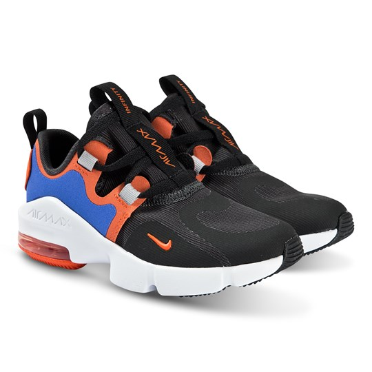 NIKE Nike Air Max Infinity Sneakers Anthracite/Black/Hyper 002
