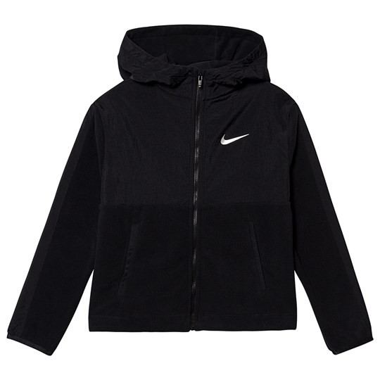 NIKE Therma Fleece Hoodie Black 010
