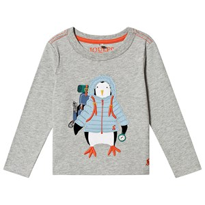 Image of Tom Joule Penguin T-shirt Grå 1 year (1382233)