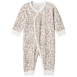 Hust&Claire Mala One-Piece Off White