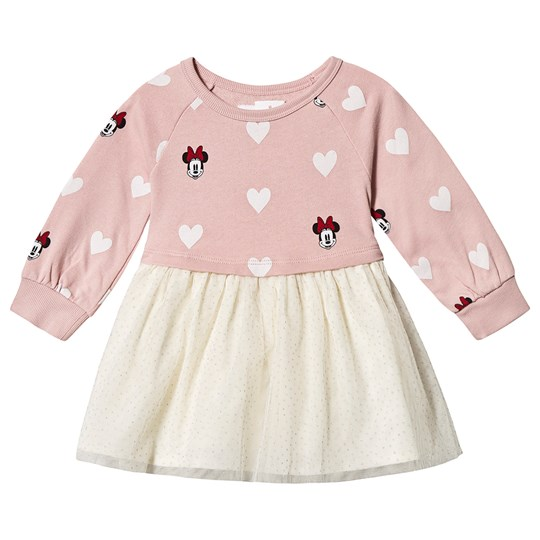 GAP Minnie Mouse™ Tulle Dress Pink MINNIE MOUSE