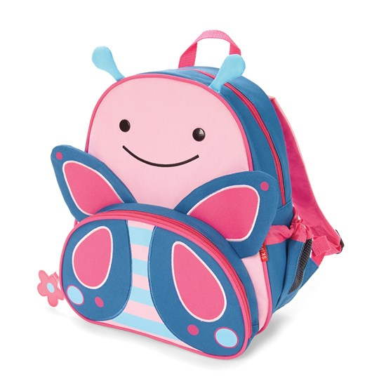 Skip Hop Zoo Backpack Butterfly пестрый