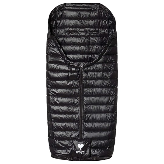 Umami Footmuff Lightweight Down Black Black