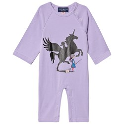 Andy & Evan Unicorn Shadow One-Piece