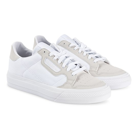 adidas Originals Continental Vulc Sneakers White ftwr white/ftwr white/GREY ONE F17