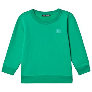 Image of Acne Studios Fairview Sweatshirt Emerald Green 4-6 år (1546160)
