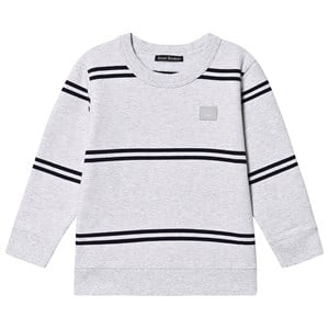 Image of Acne Studios Fairview Sweatshirt Pale Melange Grey 3-4 år (1546199)