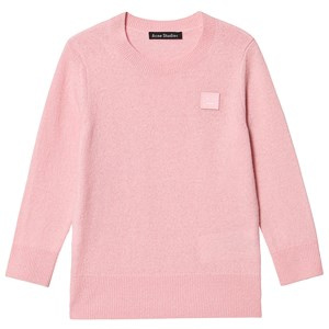 Image of Acne Studios Logo Sweater Pink 3-4 år (1546215)