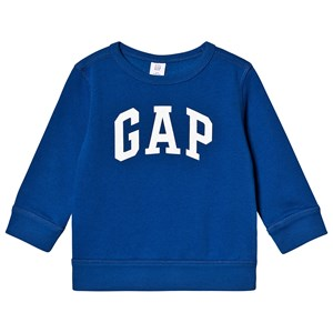 Image of GAP Logo Sweatshirt Brilliant Blue 12-18 mdr (1475703)