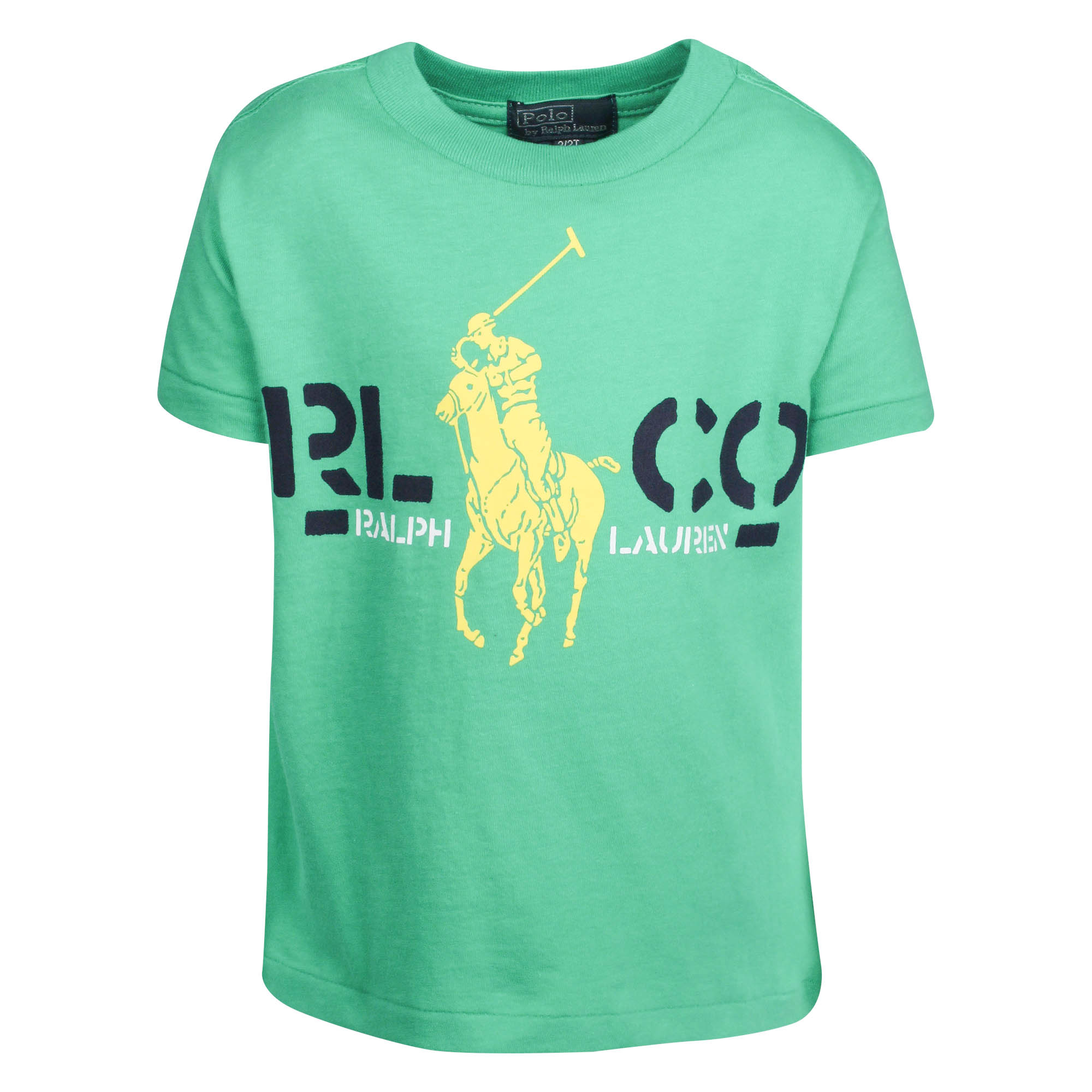 SS CN Big PP Graphic Tee Clover - 2