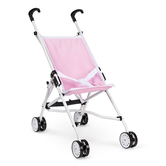 STOY Doll Stroller Pink Pink