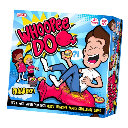 GameZone Whoopee Do Game (4+) Blue