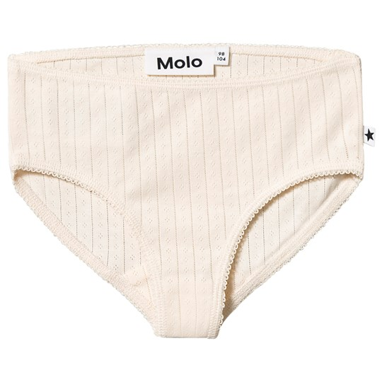 Molo Jasmin Panties Pearled Ivory Pearled Ivory